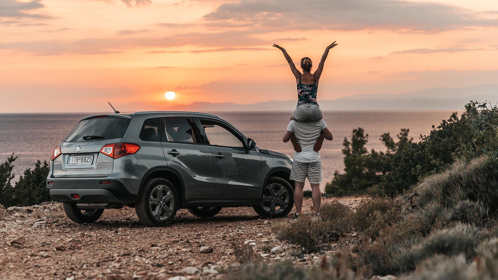Vacanze in auto: consigli per la partenza