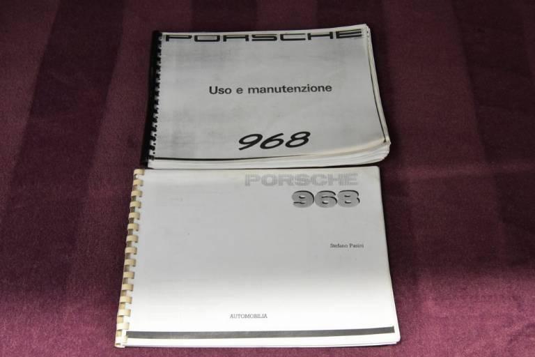 PORSCHE 968 81