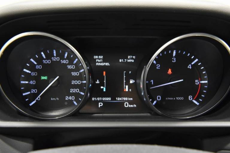 LAND ROVER Range Rover Sport 43