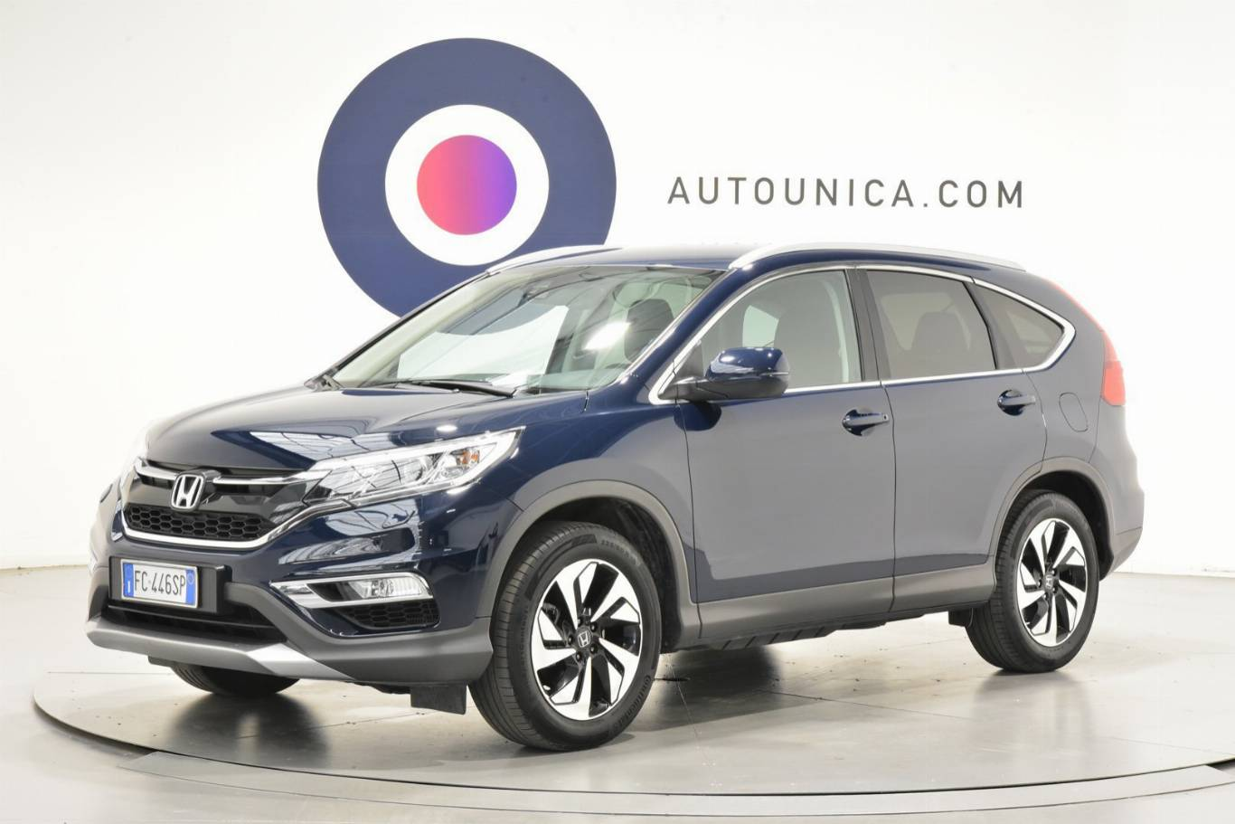 HONDA - CR-V 1.6 i-DTEC LIFESTYLE CONNECT AT 4WD SOLO 71.892 KM