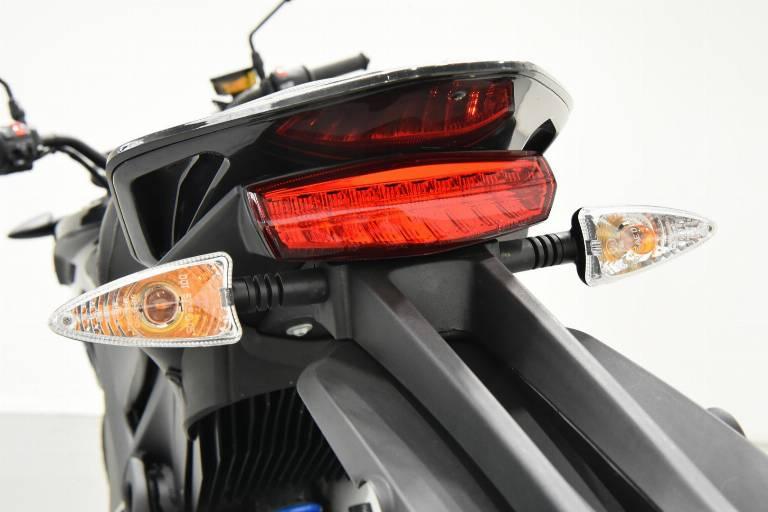 ZERO MOTORCYCLES ZERO DSR 37