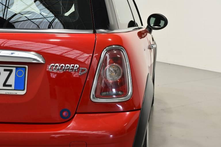 MINI Cooper D 19