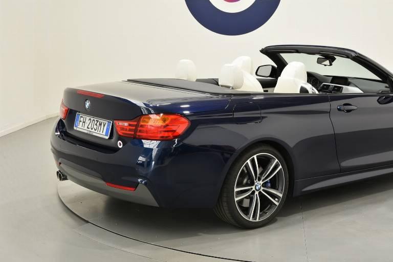 BMW 420 18