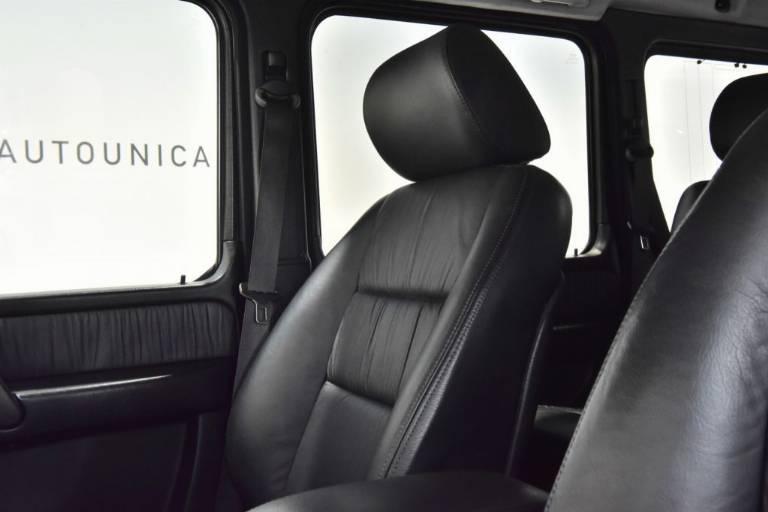 MERCEDES-BENZ G 400 44