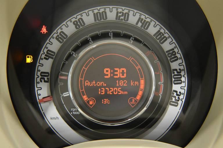 FIAT 500C 25