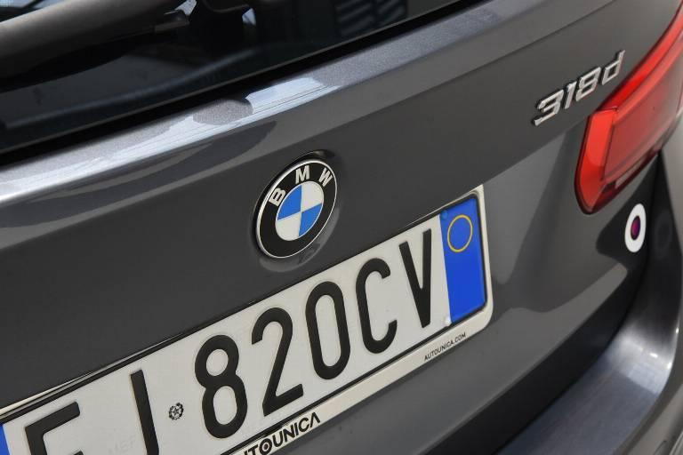 BMW 318 55