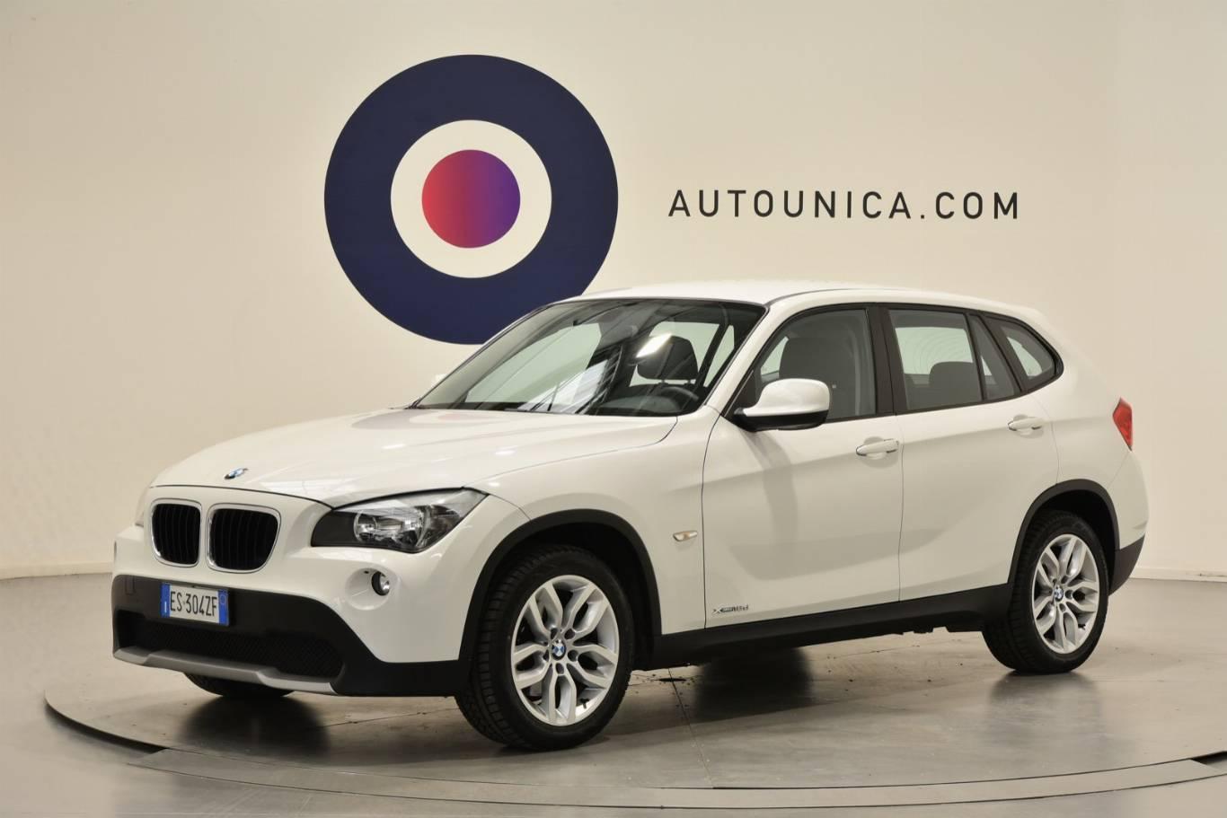 BMW - X1 XDRIVE 18D UNIPROPRIETARIO SOLO 94.589 KM