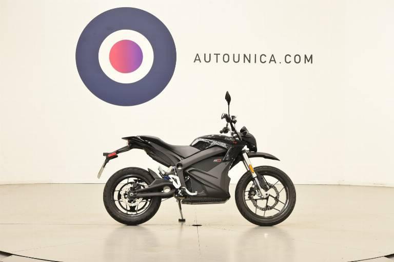 ZERO MOTORCYCLES ZERO DSR 4