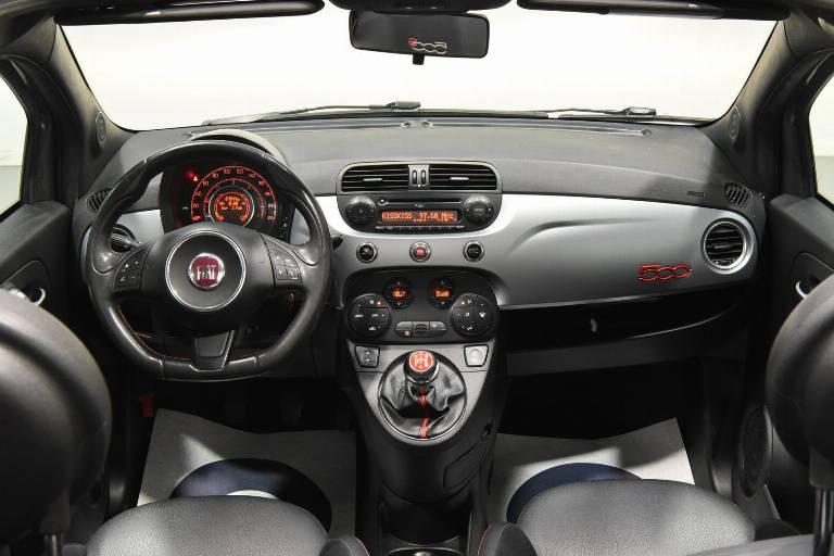 FIAT 500C 22