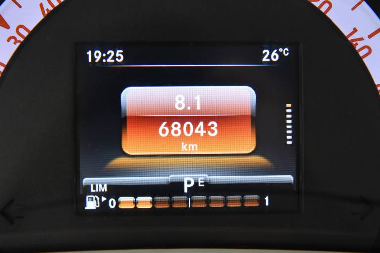 SMART ForTwo 25