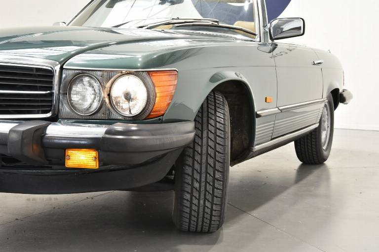 MERCEDES-BENZ SL 380 39