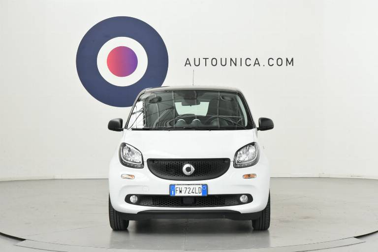 SMART ForFour 5