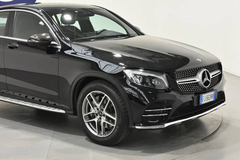 MERCEDES-BENZ GLC 220 16