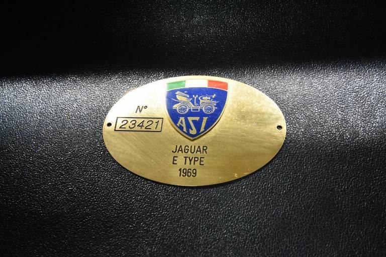 JAGUAR E-Type 27