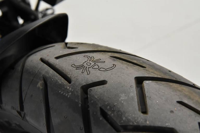 ZERO MOTORCYCLES ZERO DSR 35