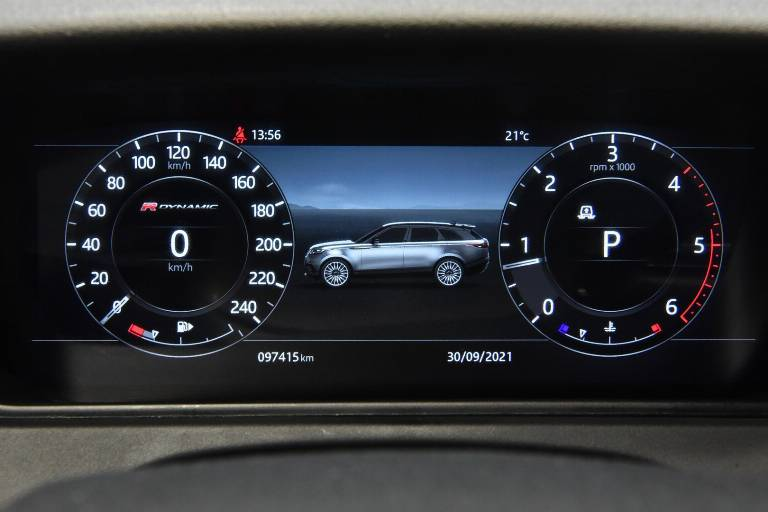 LAND ROVER Range Rover Velar 12