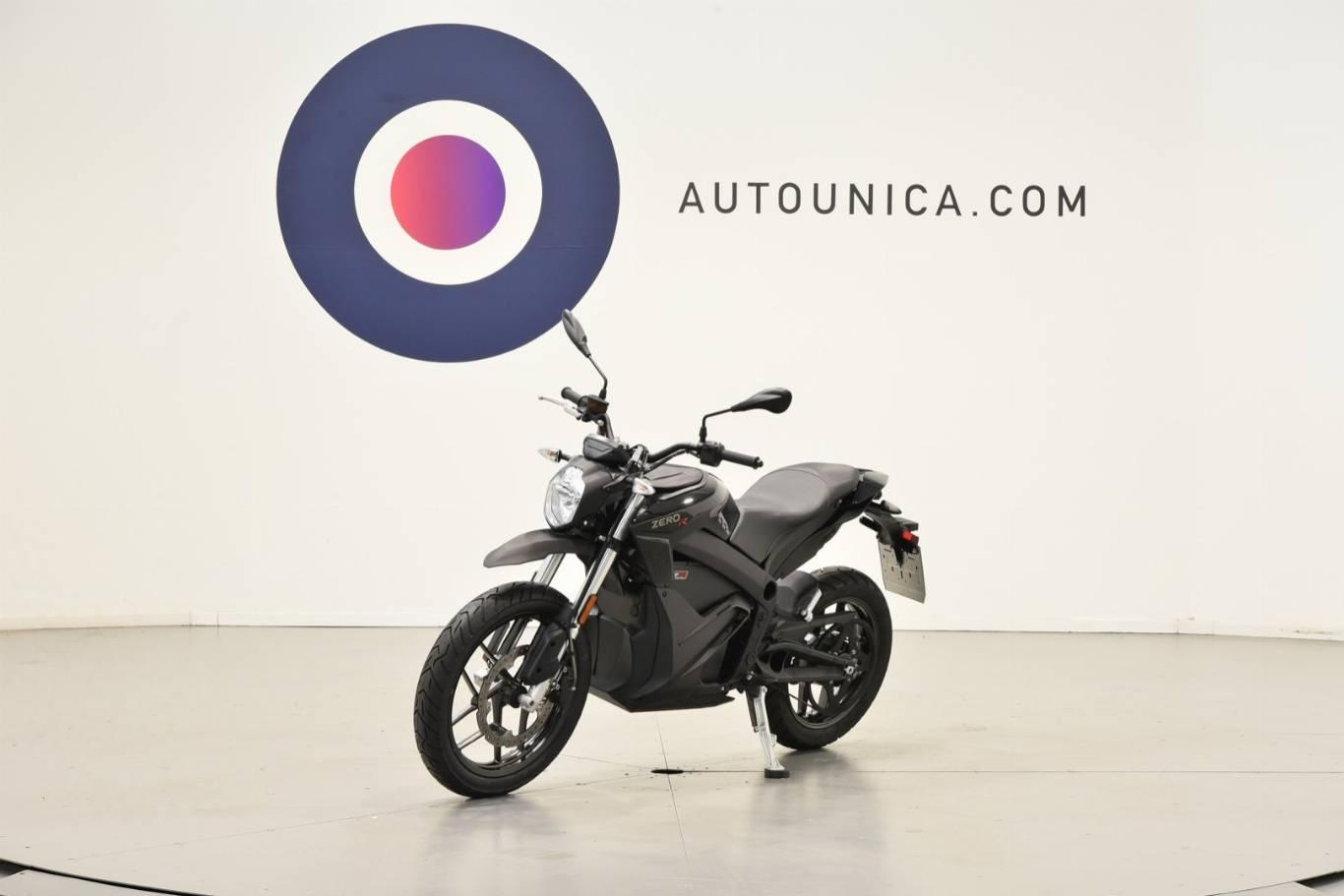 ZERO MOTORCYCLES ZERO DSR