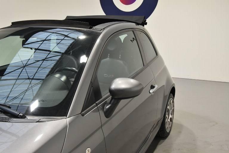 FIAT 500C 48