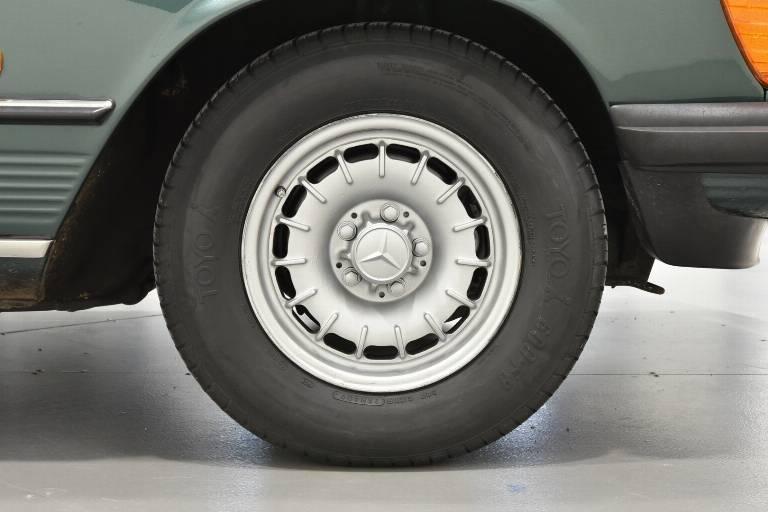 MERCEDES-BENZ SL 380 40