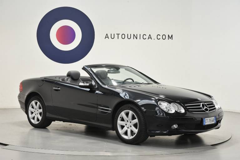 MERCEDES-BENZ SL 350 29