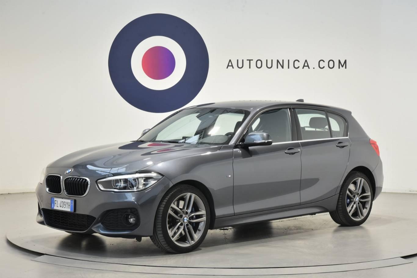 BMW - 118 D 5 PORTE MSPORT AUTOMATICA