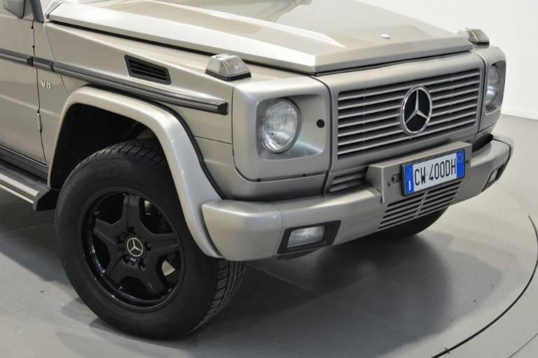 MERCEDES-BENZ G 400 58