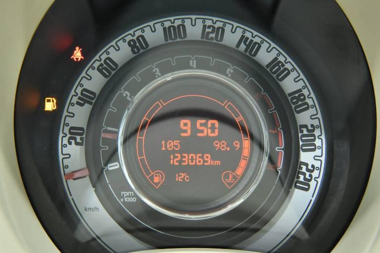 FIAT 500 25