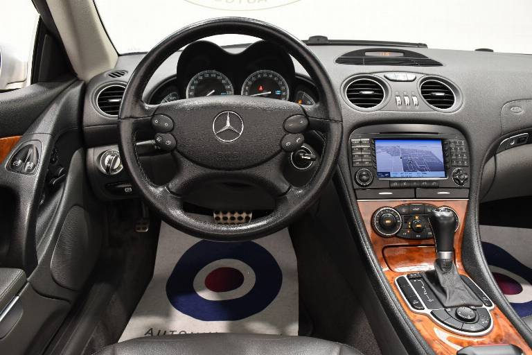 MERCEDES-BENZ SL 350 20