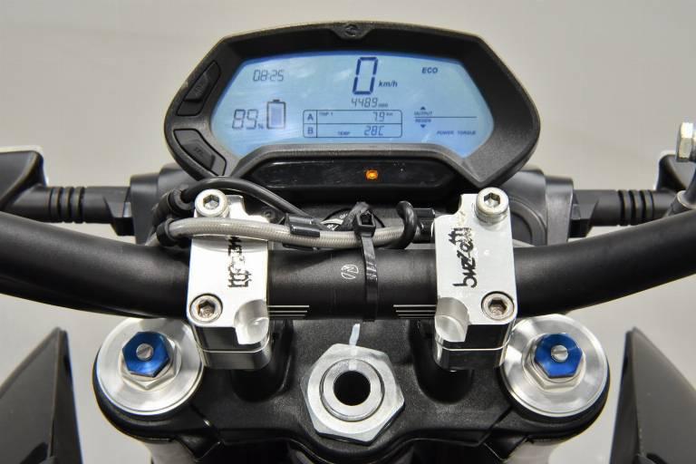 ZERO MOTORCYCLES ZERO DSR 13