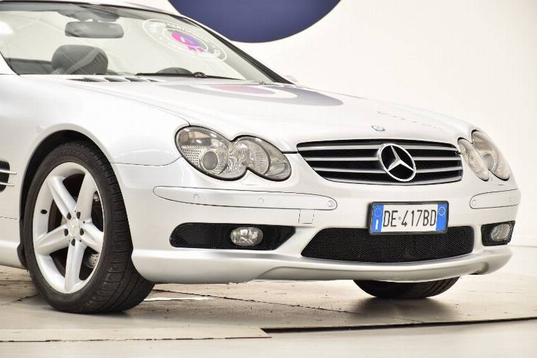 MERCEDES-BENZ SL 350 71