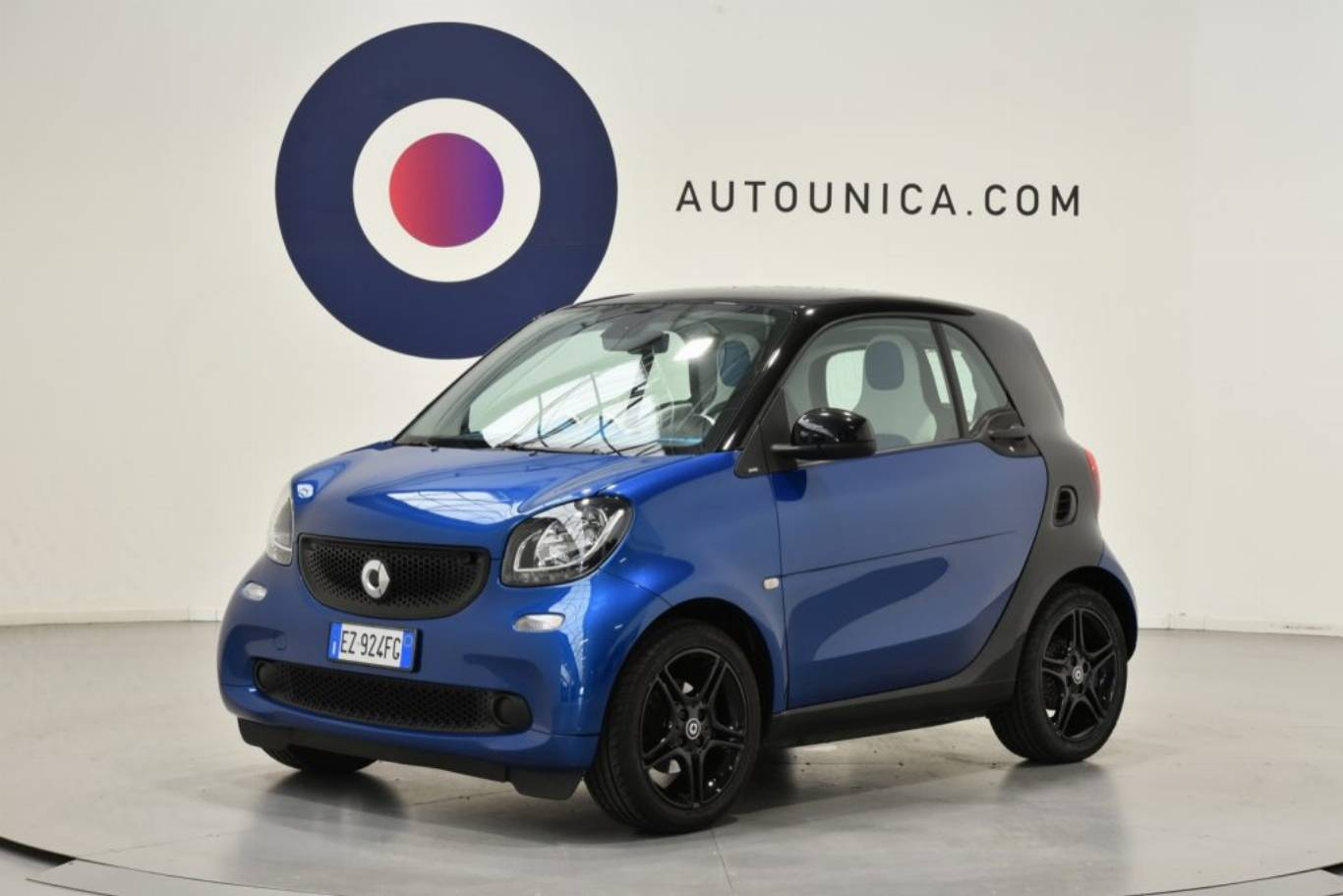 SMART - ForTwo 1.0 TWINAMIC COUPE' PROXY AUTOMATICA 68.032 KM