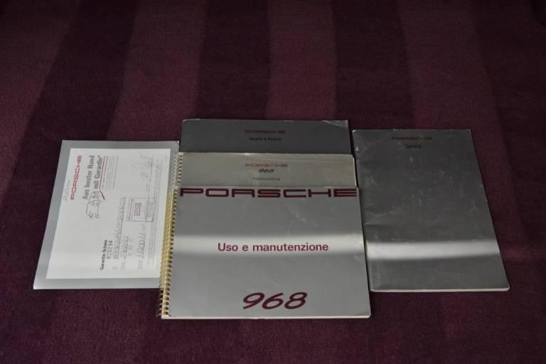 PORSCHE 968 83