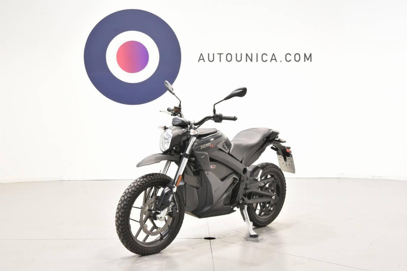 ZERO MOTORCYCLES - ZERO DSR ENDURO STRADALE