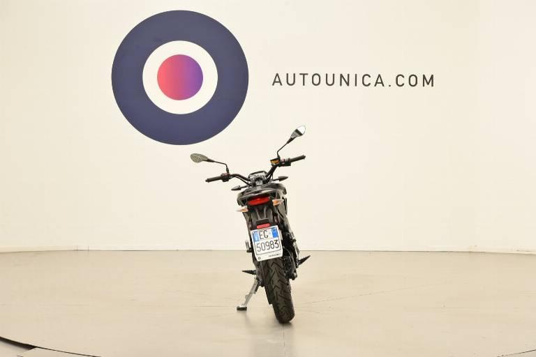 ZERO MOTORCYCLES ZERO DSR 6