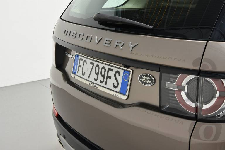LAND ROVER Discovery Sport 54