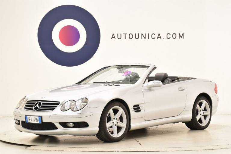MERCEDES-BENZ SL 350 1