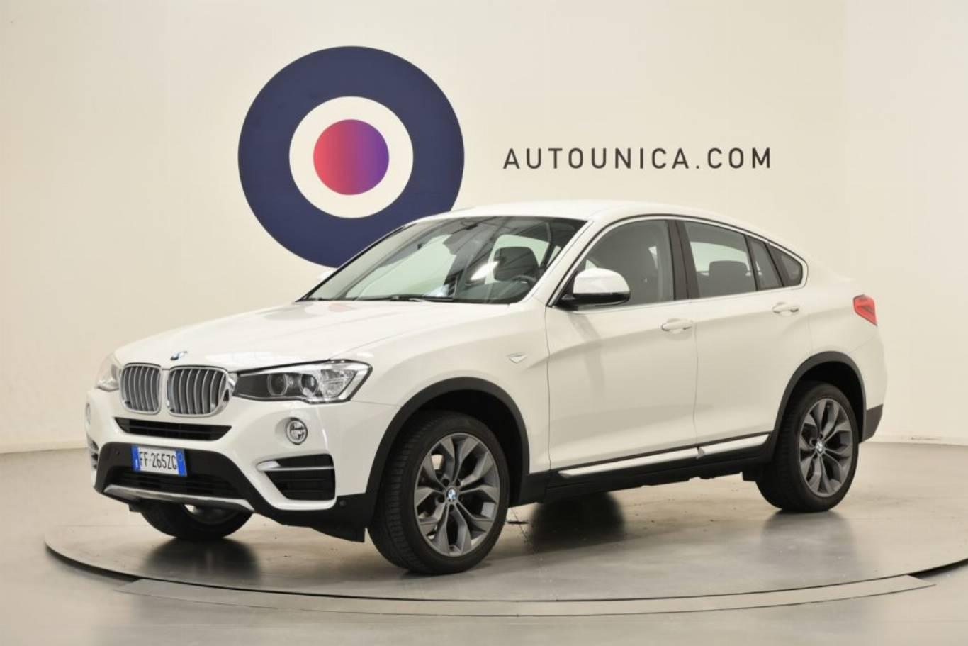 BMW - X4 XDRIVE 20D X LINE AUTOMATICA SOLO 46.583 KM