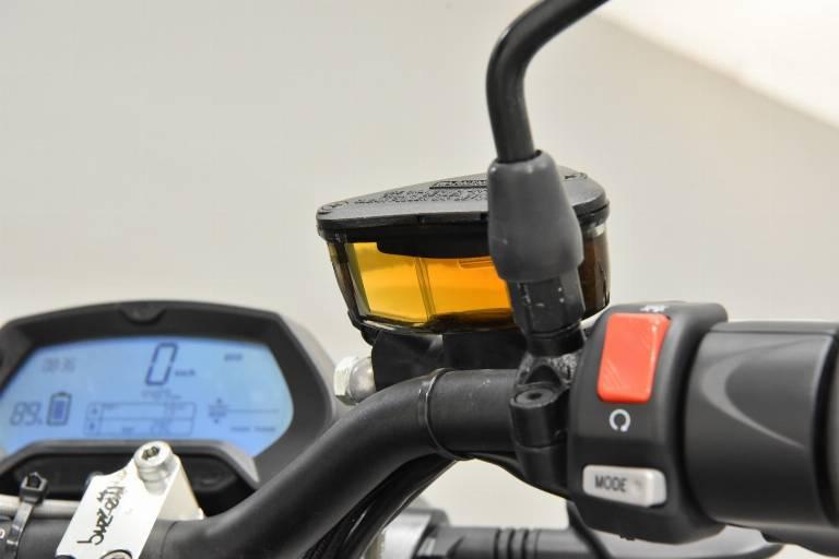 ZERO MOTORCYCLES ZERO DSR 34