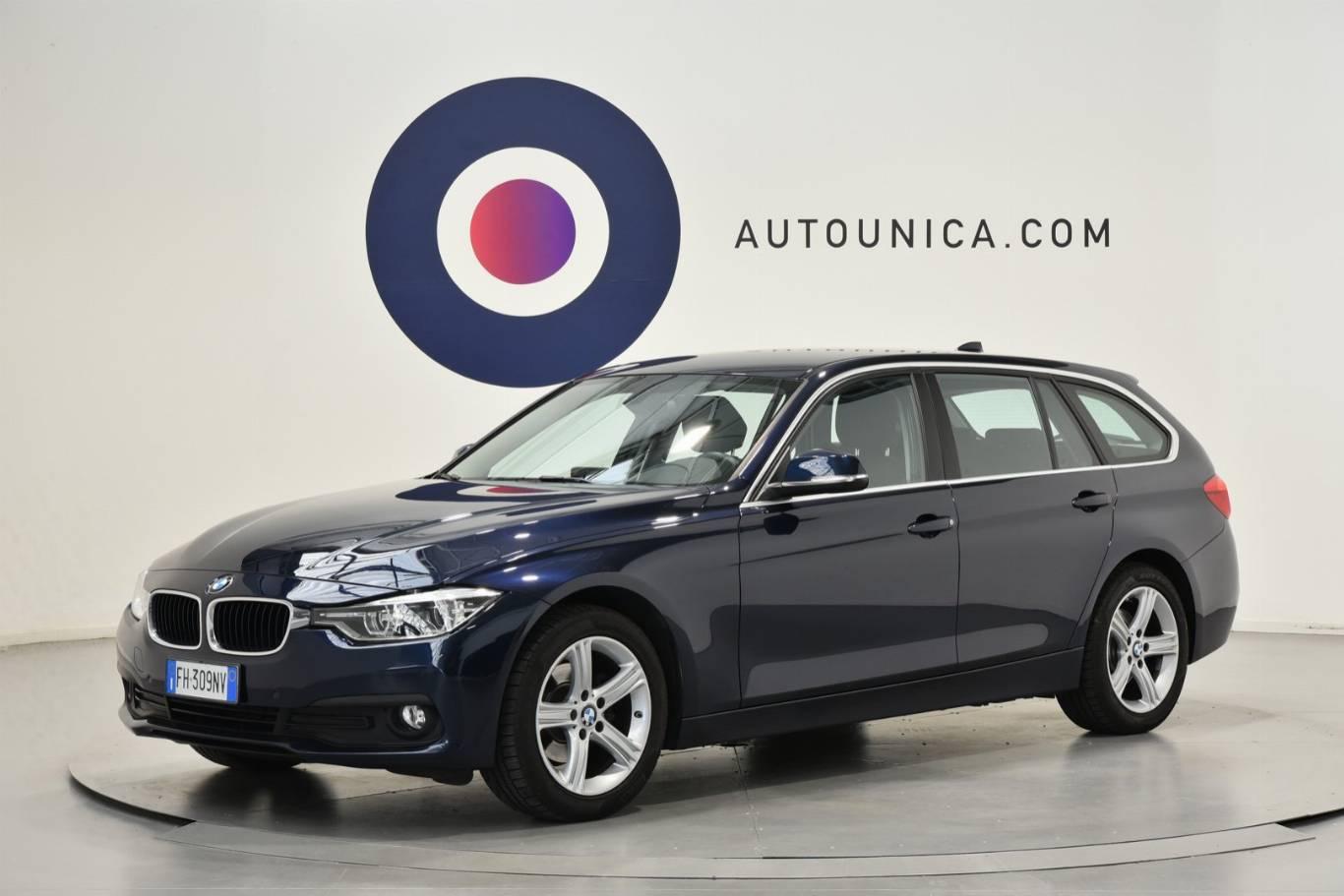 BMW - 316 D TOURING BUSINESS ADVANTAGE AUTOMATICA