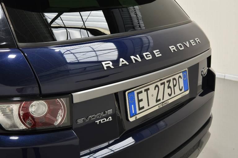 LAND ROVER Range Rover Evoque 45