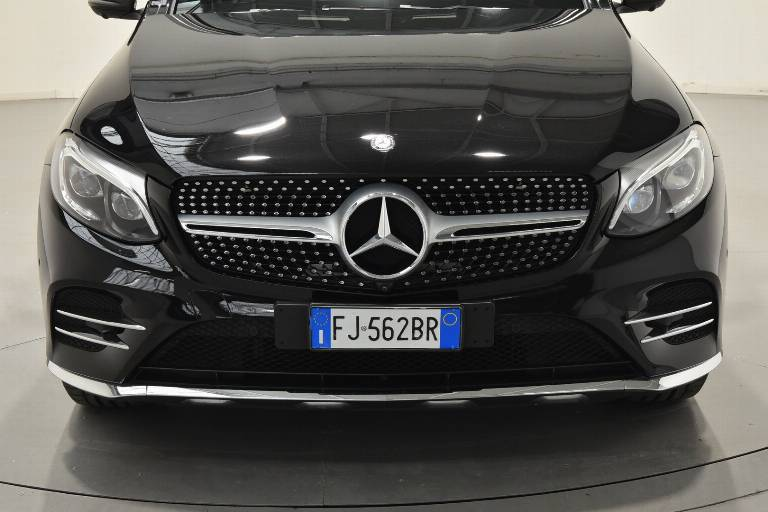 MERCEDES-BENZ GLC 220 50