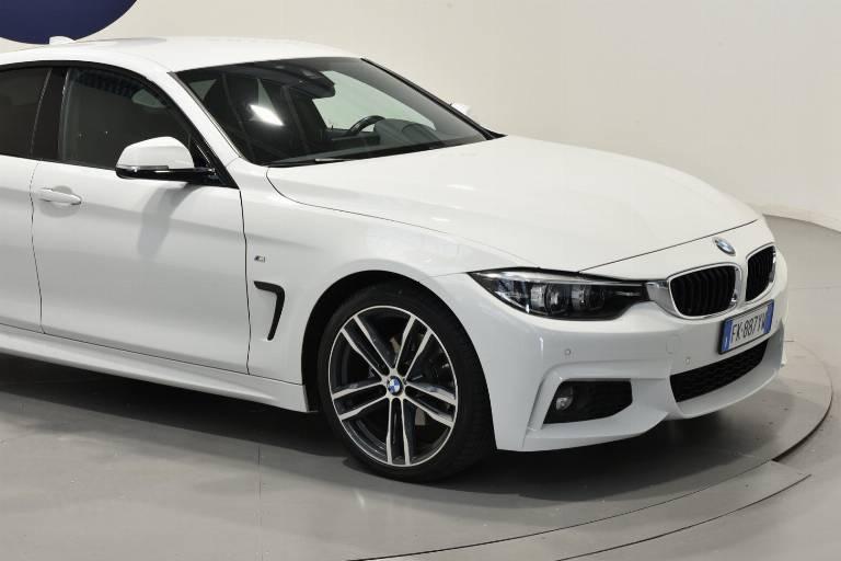 BMW 420 16