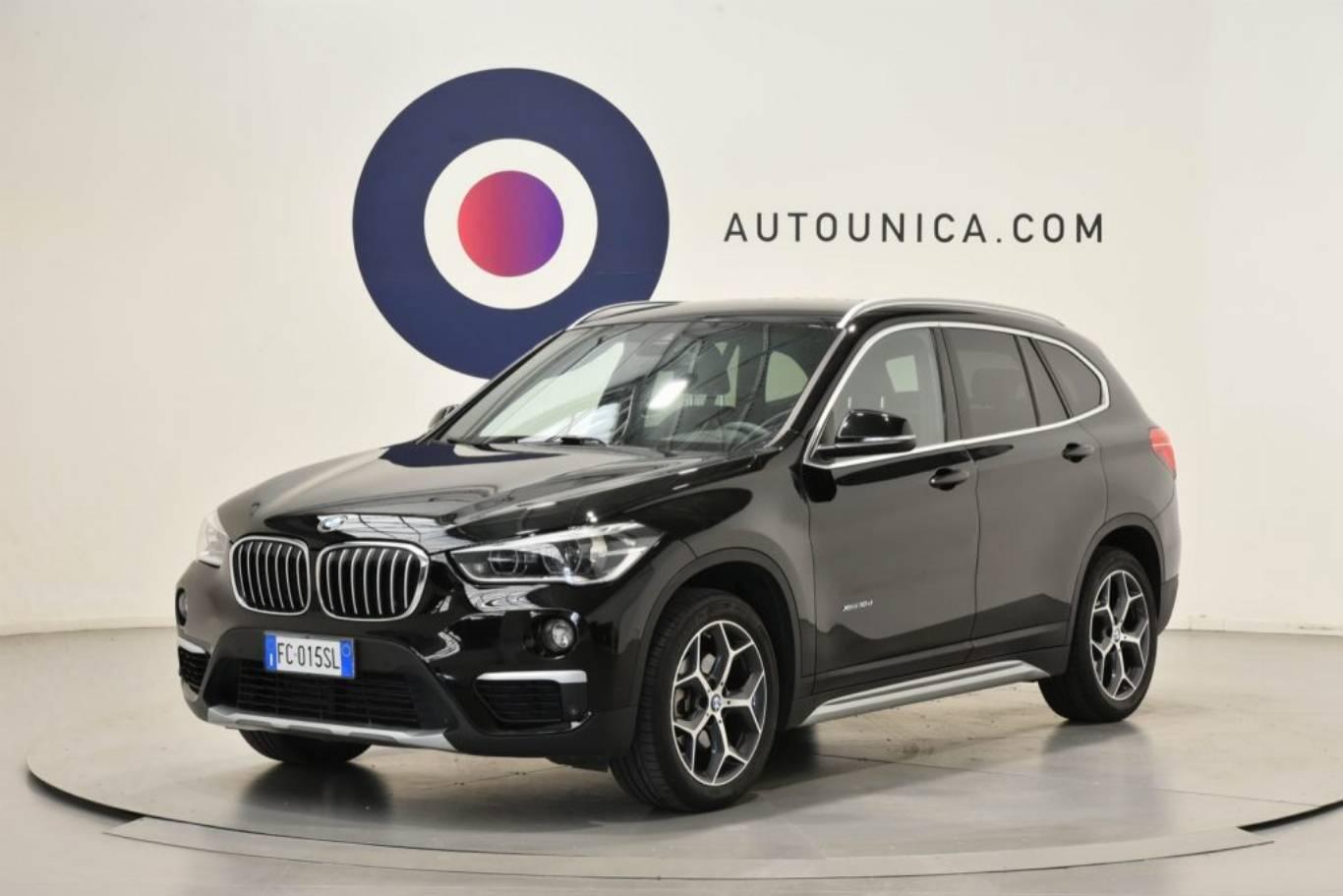 BMW - X1 XDRIVE 18D XLINE AUTOMATICA