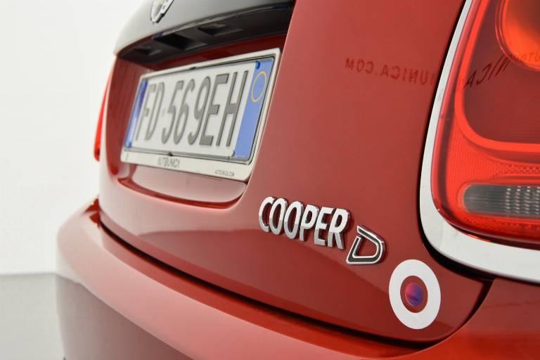 MINI Cooper D 62