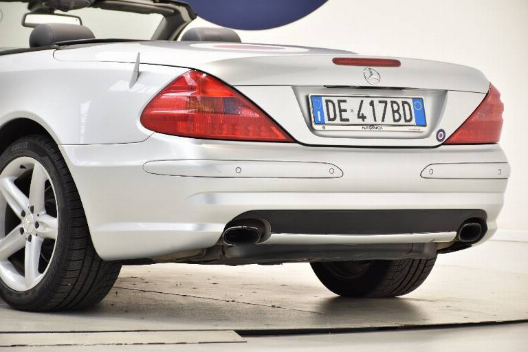 MERCEDES-BENZ SL 350 78