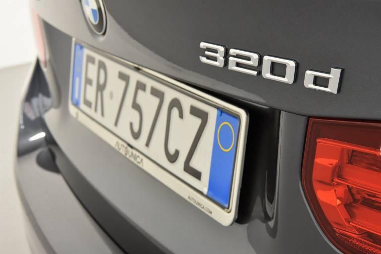 BMW 320 57