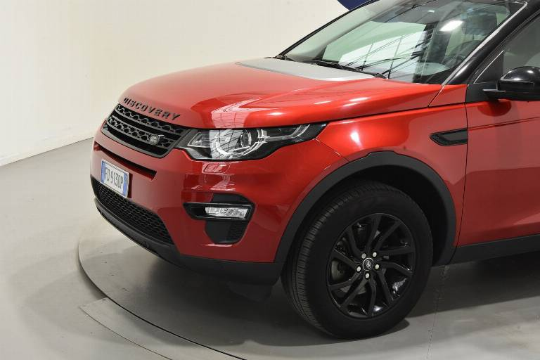 LAND ROVER Discovery Sport 34