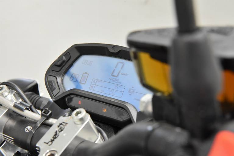 ZERO MOTORCYCLES ZERO DSR 33