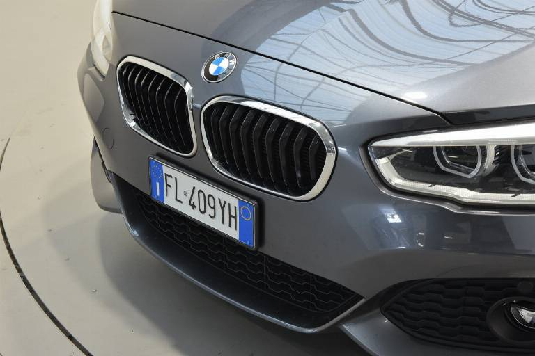 BMW 118 58
