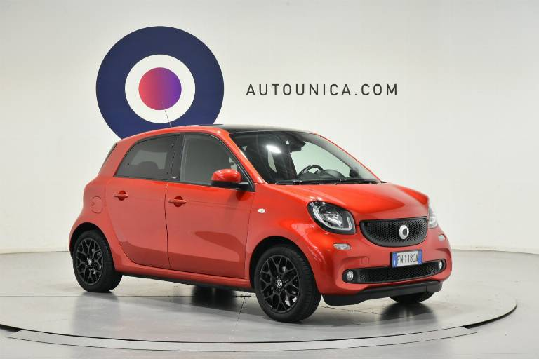 SMART ForFour 27